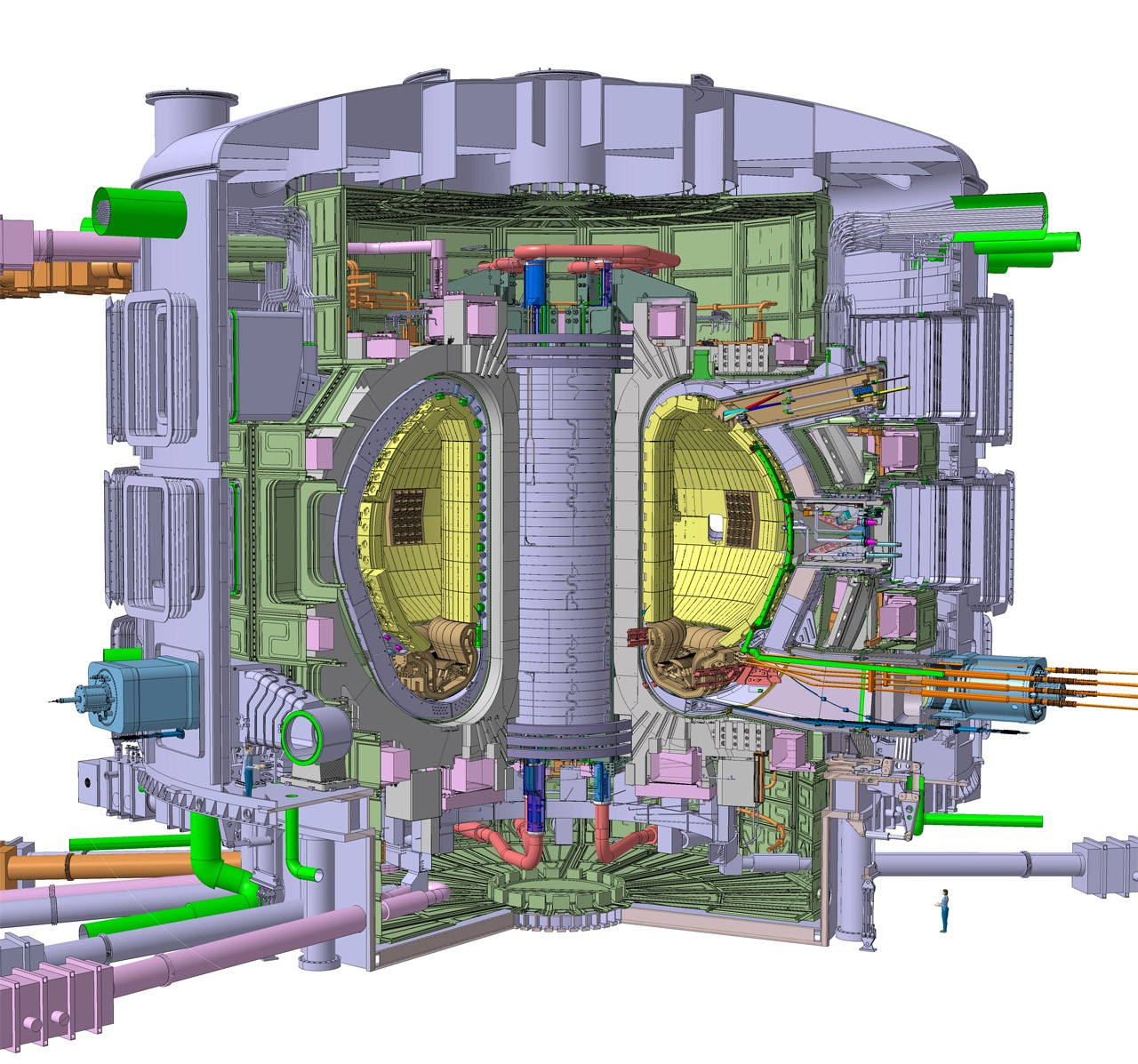 ITER | Credit © ITER Organization, http://www.iter.org/
