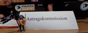 Antragskommission auf dem BPT in Chemnitz | CC-BY Tobias M. Eckrich