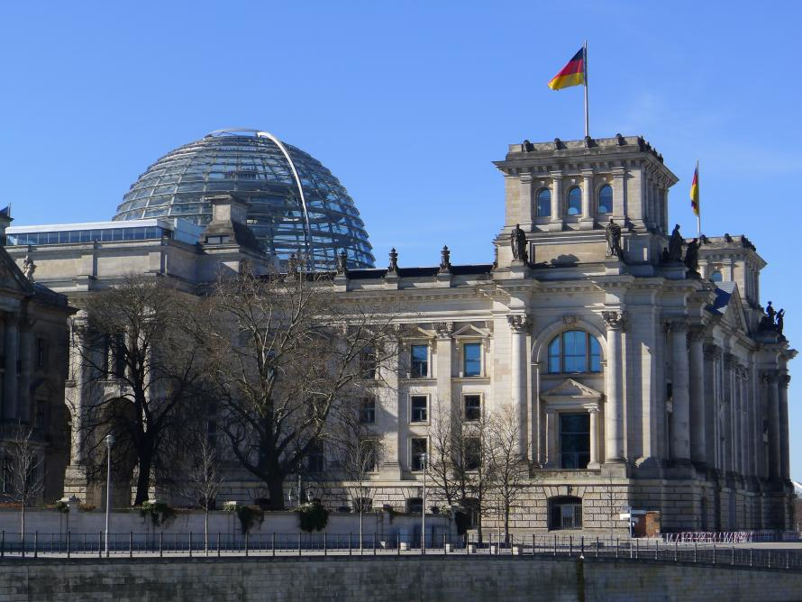 Deutscher Bundestag Reichstag