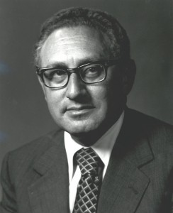 Henry Kissinger, 1977