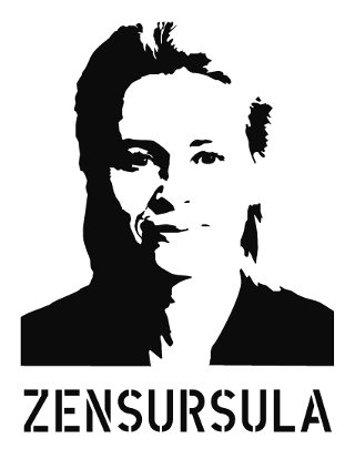 Zensursula | CC BY 3.0 Piratenpartei Deutschland