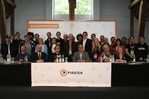 Foto Internationales Treffen BPT 2013.1