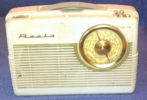 Transistorradio Reela Jumping (Frankreich 1959) | CC BY Michael Renner