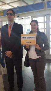 Welcome Mr. Snowden | CC BY Rebecca Wißner