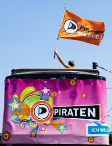 Pratenbus auf dem CSD 2013 in Köln | CC BY | Tobias M. Eckrich