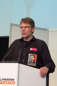 Stefan Körner auf dem aBPT 2014.2 in Halle CC-BY-SA Patrick Viola