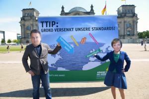 GroKo versenkt unsere Standards | CC BY 2.0 Grüne Bundestagsfranktion