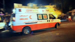 Ambulance, Gaza CC BY 2.0 Gigi Ibrahim