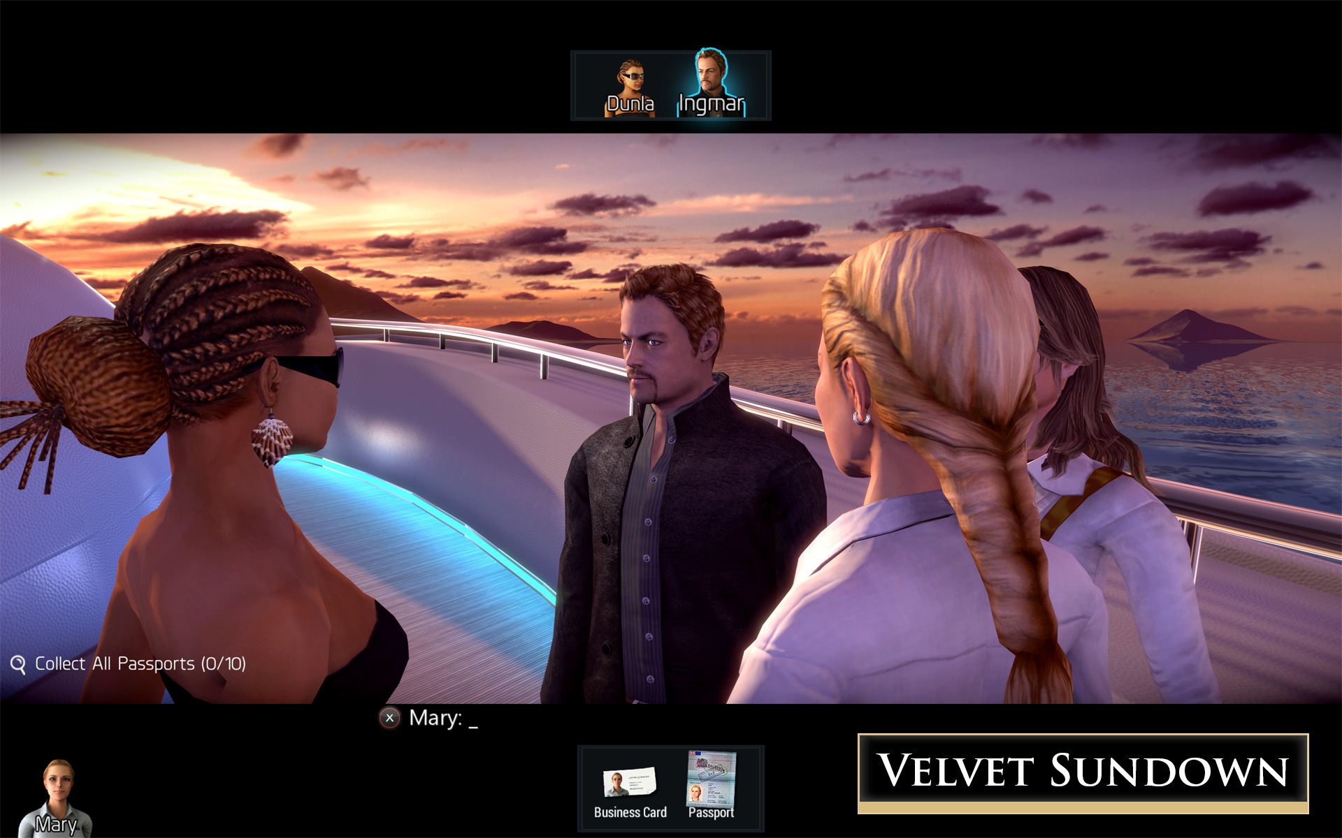 Screenshot aus dem Spiel | Copyright Velvet Sundown Ltd.