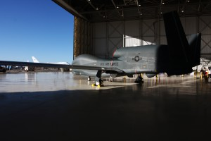 Global Hawk Drone |   Rennett Stowe