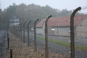 Buchenwald Stacheldraht | CC BY 2.0   Lars K Jensen