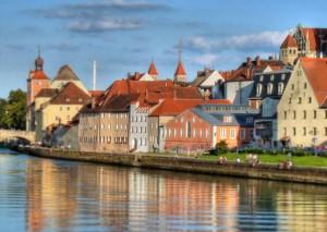 Regensburg Riverside | CC BY 2.0  joiseyshowaa