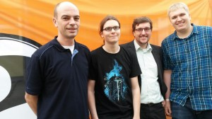 Martin Banduch, Jörg Neuwert, Hannes Vogt, Kai Rosebrock | CC BY-SA 3.0 MVPiratin