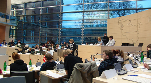 Im Landtag |November| CC BY 2.0 Kacper