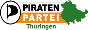 Logo Piraten Thüringen