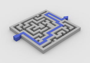 Labyrinth | CC BY 2.0  FutUndBeidl