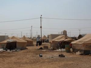 Flüchtlingslager / Refugee Camp Al-Zaatari |CC BY-SA 2.0 Rene Wildangel / Heinrich-Böll-Stiftung Ramallah |