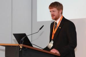 PIRATEN-Sicherheitskonferenz #psc15: Enno Lenze. CC-BY-SA 3.0 Olaf Konstantin Krueger.