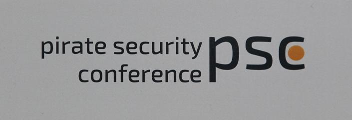PIRATEN-Sicherheitskonferenz #psc15: PSC-Logo. CC-BY-SA 3.0 Olaf Konstantin Krueger.