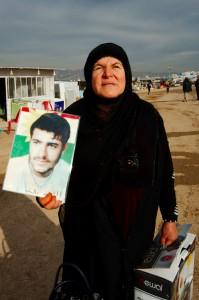 Kurdin aus Syrien | CC BY NC 2.0 Enno Lenze