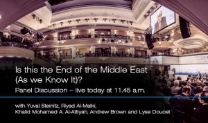 Is this the End of the Middle East? | Quelle: Münchner Sicherheitskonferenz 2015