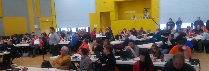 Landesparteitag in Stuttgart | CC BY 3.0 Michael Renner