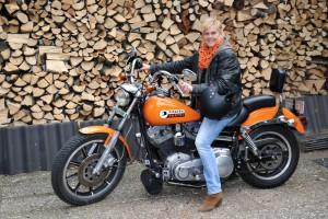M.Pieper auf Harley | CC-BY-3.0 |