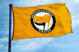 Antifaschistische Piraten | CC BY @piratenshop