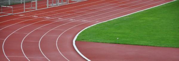 Laufbahn im Olympiastadion München | CC BY SA Nicole Britz