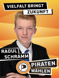 Raoul Schramm | CC BY 4.0 Piratenpartei Brandenburg