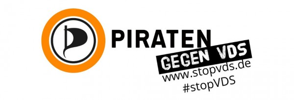 stopvds.de | CC BY Piratenpartei Deutschland