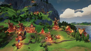 Valhalla Hills | Quelle: Quelle: Daedalic Entertainment