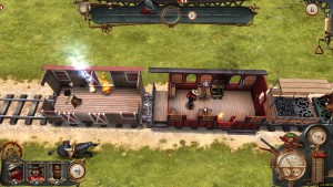 Bounty Train | Quelle: Daedalic Entertainment