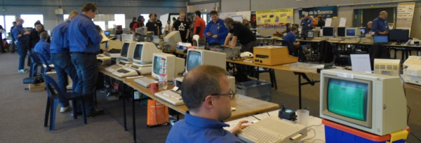 Classic-Computing 2015 in Thionville | CC BY Michael Renner