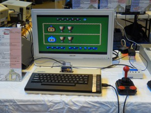Spielkonsole in 8 Bit | CC BY Michael Renner