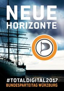 Neue Horizonte | CC BY NC ND Piratenpartei Deutschland