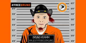 #FreeBruno via @Piratenpartei