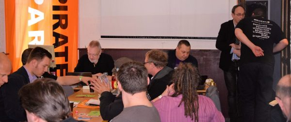 Piraten auf dem LPTSA16.1 | CC-BY-2.0 Denis Mau via flickr