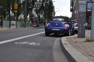 Radwegparker | CC-BY-SA 2.0 adfc-sachsen