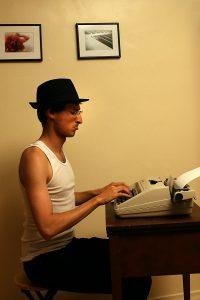 Typewriter | CC BY NC ND 2.0 |  TheGiantVermin