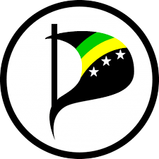 Logo Piraten Brasilien