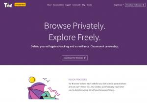 TOR Website