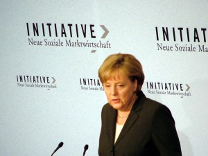 Dr. Angela Merkel | CC BY-ND 2.0 INSM