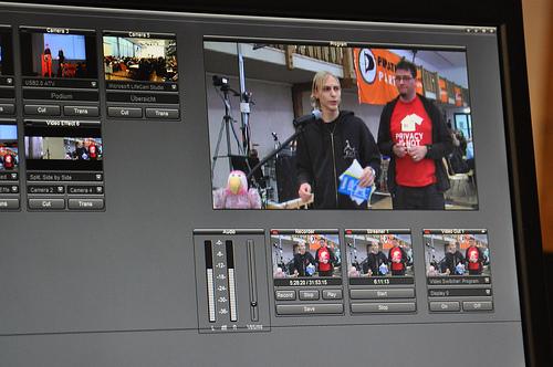 Medienberichterstattung zum Bundesparteitag | CC BY 2.0 Nikki Britz